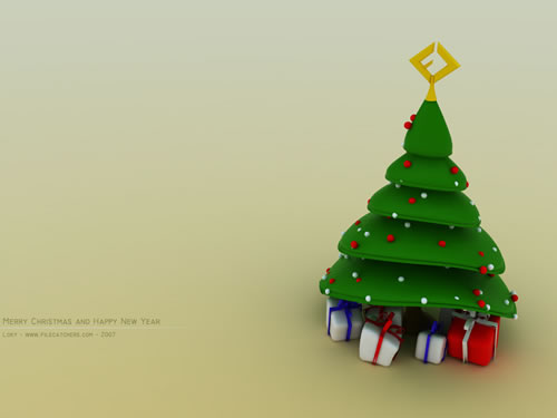 38 christmas wallpaper by luciferul Top Christmas Wallpapers for your Desktop, iPhone and iPad