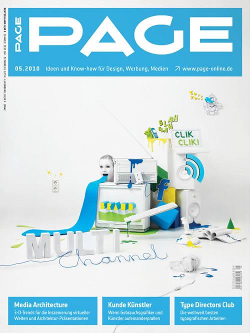 30 Awesome Magazine Covers Design Inspiration | Smashing Wall