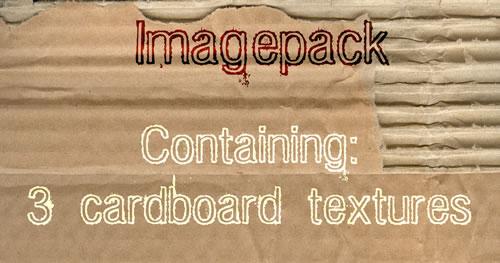 CardBoard Texture 14