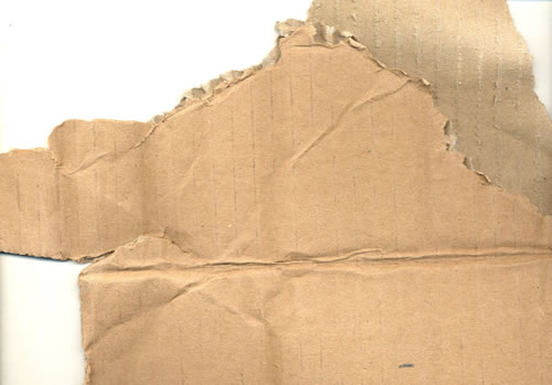 CardBoard Texture 15