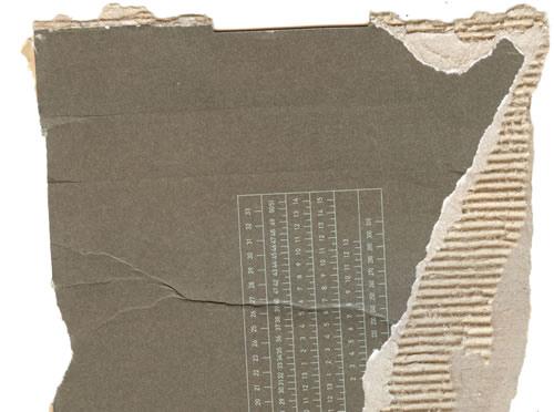 CardBoard Texture 4