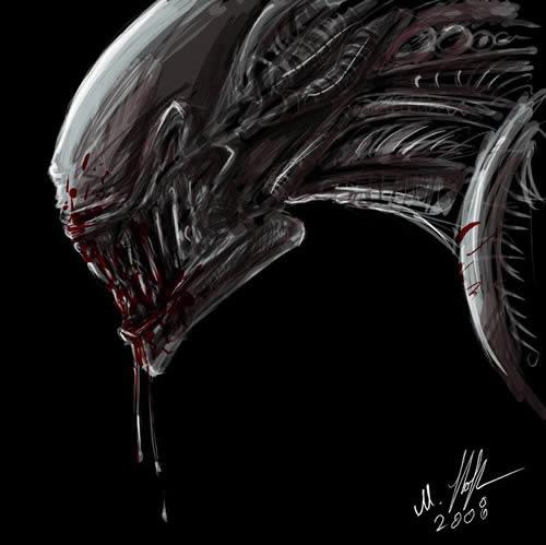 alien concept art
