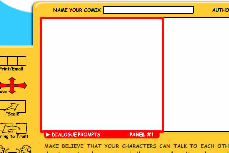 online comic strips creator websites