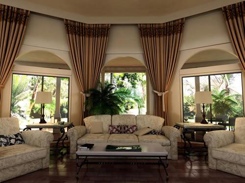 43 brilliant examples of 3d interior design scenes for Interior design pakistan images