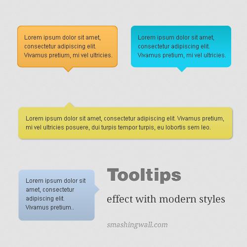 Modern Styles for Adobe Fireworks