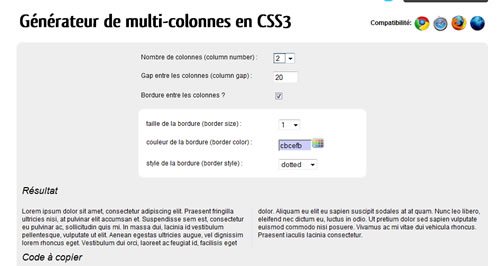 css3 resources for web designers and web developers