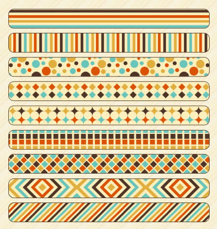 22 retro patterns 400+ Free Photoshop Stripe Patterns