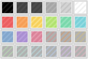 photoshop stripes patterns
