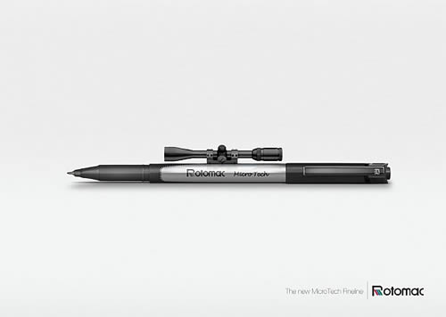 rotomac micro tech gun sight