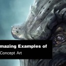 25 Amazing Examples of Alien Concept Art