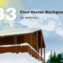 33 Free Nature Vector Backgrounds For Websites